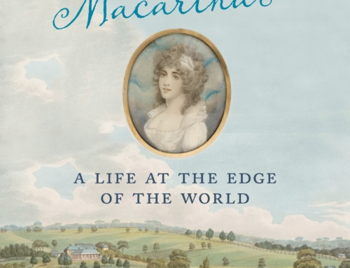 Michelle Scott Tucker has written a book